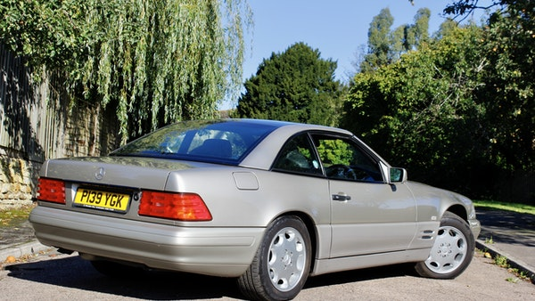 1997 Mercedes-Benz 320 SL For Sale (picture 30 of 121)
