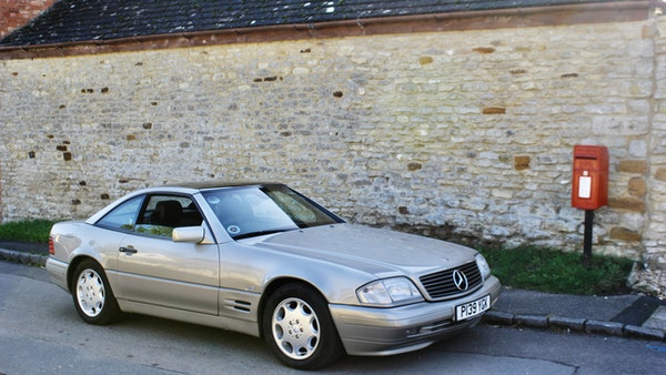 1997 Mercedes-Benz 320 SL For Sale (picture 10 of 121)