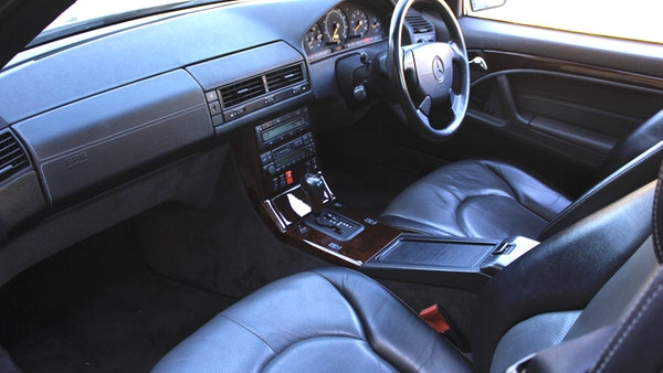 1997 Mercedes-Benz 320 SL For Sale (picture 63 of 121)