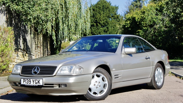 1997 Mercedes-Benz 320 SL For Sale (picture 13 of 121)