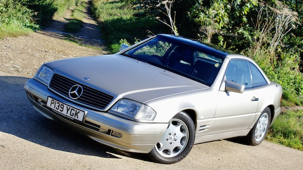 1997 Mercedes-Benz 320 SL For Sale (picture 5 of 121)