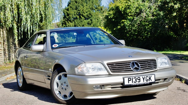 1997 Mercedes-Benz 320 SL For Sale (picture 16 of 121)