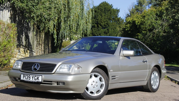 1997 Mercedes-Benz 320 SL For Sale (picture 18 of 121)