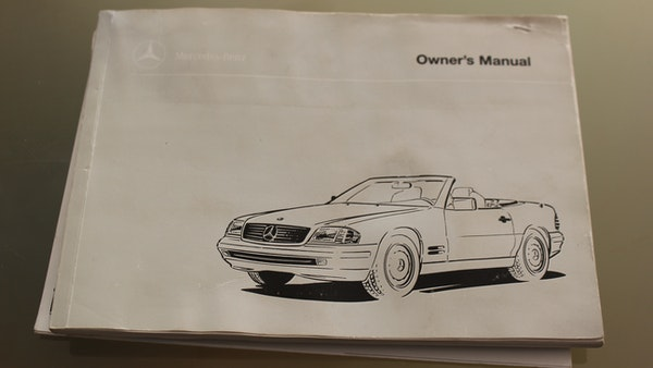 1997 Mercedes-Benz 320 SL For Sale (picture 107 of 121)