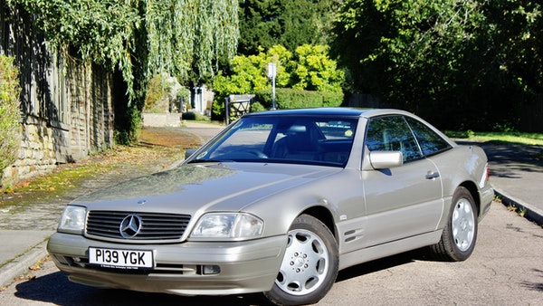 1997 Mercedes-Benz 320 SL For Sale (picture 3 of 121)