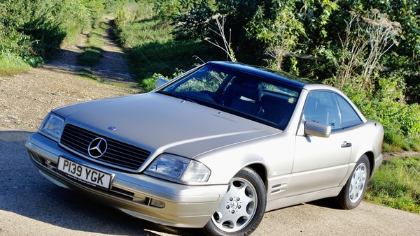1997 Mercedes-Benz 320 SL For Sale (picture 4 of 121)
