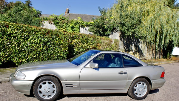 1997 Mercedes-Benz 320 SL For Sale (picture 8 of 121)