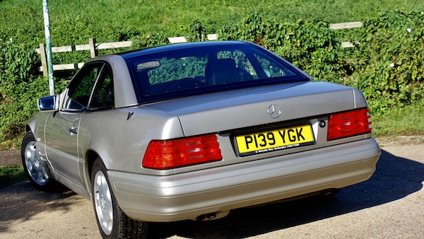 1997 Mercedes-Benz 320 SL For Sale (picture 36 of 121)