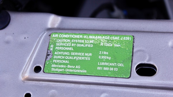 1997 Mercedes-Benz 320 SL For Sale (picture 87 of 121)
