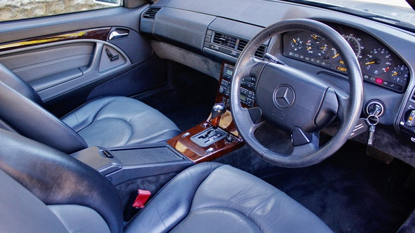 1997 Mercedes-Benz 320 SL For Sale (picture 48 of 121)