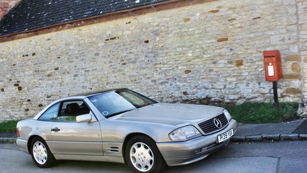 1997 Mercedes-Benz 320 SL For Sale (picture 6 of 121)