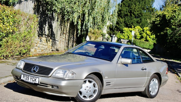 1997 Mercedes-Benz 320 SL For Sale (picture 25 of 121)