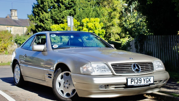 1997 Mercedes-Benz 320 SL For Sale (picture 22 of 121)