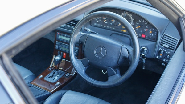 1997 Mercedes-Benz 320 SL For Sale (picture 58 of 121)