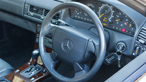 1997 Mercedes-Benz 320 SL For Sale (picture 60 of 121)