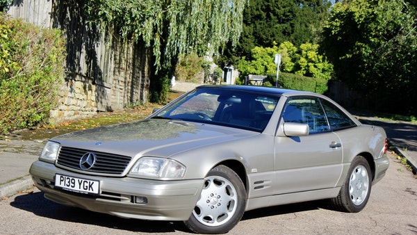1997 Mercedes-Benz 320 SL For Sale (picture 19 of 121)