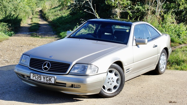 1997 Mercedes-Benz 320 SL For Sale (picture 11 of 121)