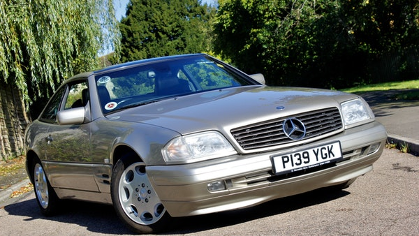 1997 Mercedes-Benz 320 SL For Sale (picture 20 of 121)