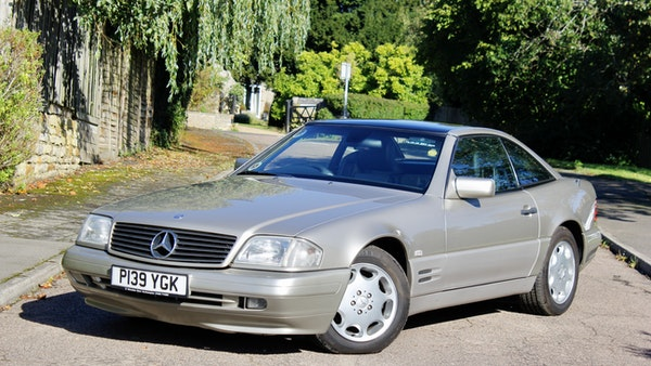 1997 Mercedes-Benz 320 SL For Sale (picture 1 of 121)