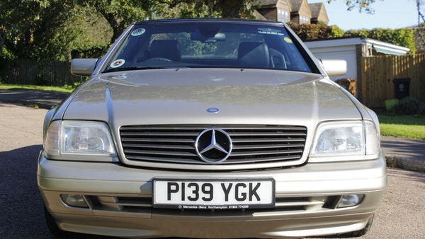 1997 Mercedes-Benz 320 SL For Sale (picture 7 of 121)