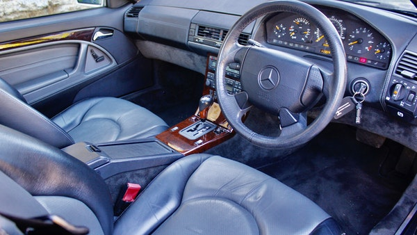 1997 Mercedes-Benz 320 SL For Sale (picture 54 of 121)
