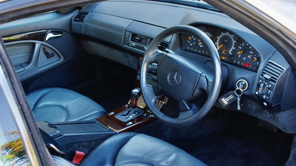 1997 Mercedes-Benz 320 SL For Sale (picture 53 of 121)