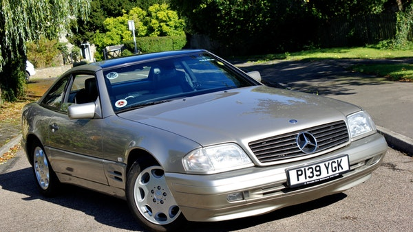 1997 Mercedes-Benz 320 SL For Sale (picture 15 of 121)