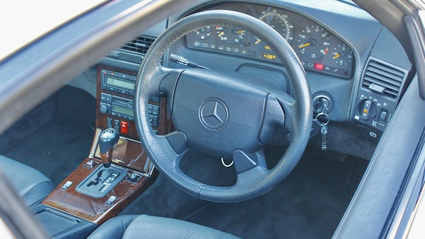1997 Mercedes-Benz 320 SL For Sale (picture 57 of 121)