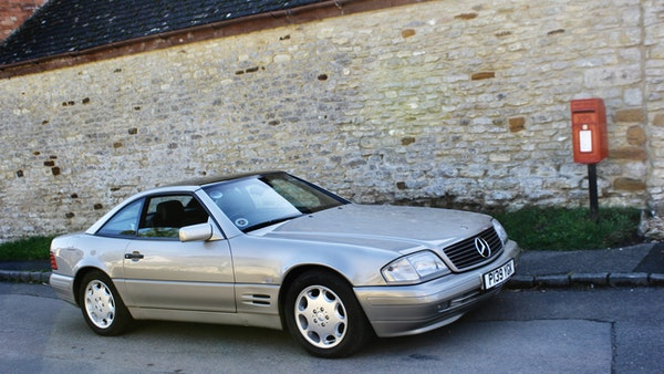 1997 Mercedes-Benz 320 SL For Sale (picture 9 of 121)