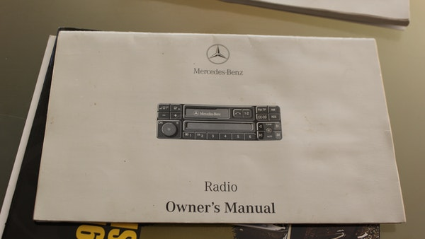 1997 Mercedes-Benz 320 SL For Sale (picture 109 of 121)