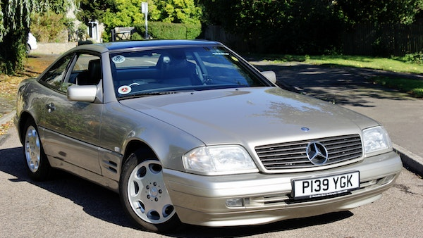 1997 Mercedes-Benz 320 SL For Sale (picture 28 of 121)