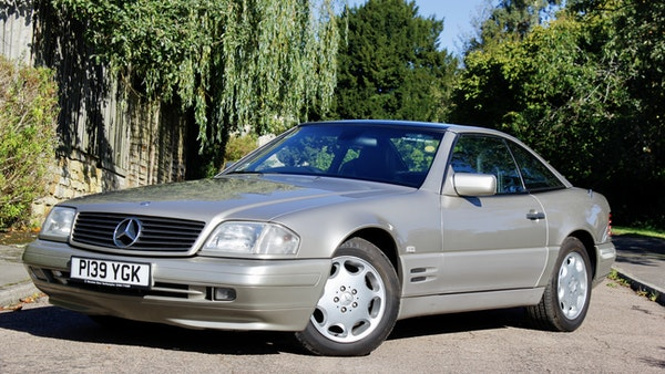 1997 Mercedes-Benz 320 SL For Sale (picture 26 of 121)