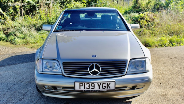 1997 Mercedes-Benz 320 SL For Sale (picture 27 of 121)