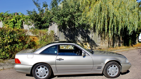 1997 Mercedes-Benz 320 SL For Sale (picture 17 of 121)