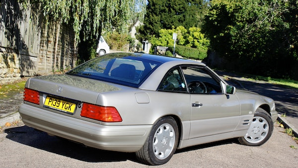 1997 Mercedes-Benz 320 SL For Sale (picture 38 of 121)