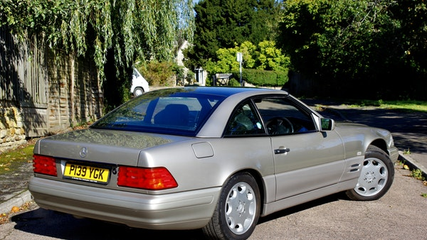 1997 Mercedes-Benz 320 SL For Sale (picture 29 of 121)