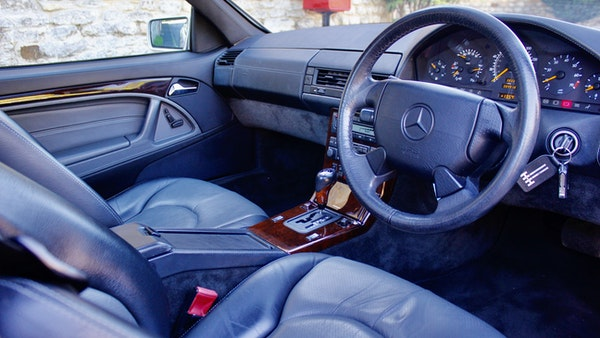 1997 Mercedes-Benz 320 SL For Sale (picture 50 of 121)
