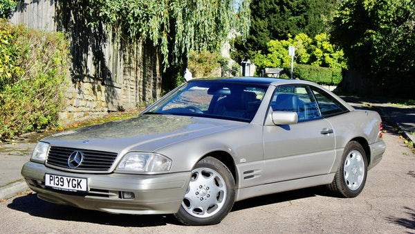 1997 Mercedes-Benz 320 SL For Sale (picture 24 of 121)