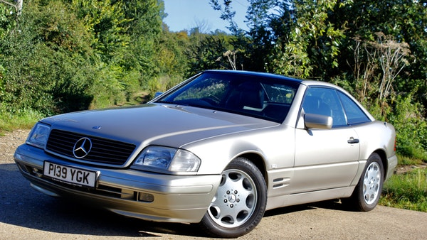 1997 Mercedes-Benz 320 SL For Sale (picture 12 of 121)