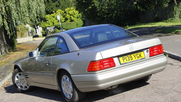 1997 Mercedes-Benz 320 SL For Sale (picture 39 of 121)