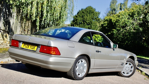 1997 Mercedes-Benz 320 SL For Sale (picture 35 of 121)