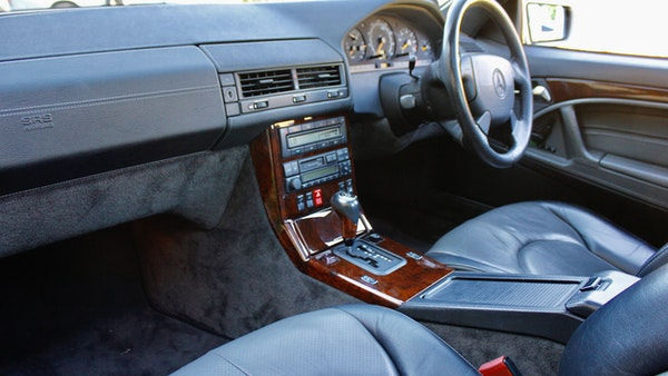 1997 Mercedes-Benz 320 SL For Sale (picture 62 of 121)