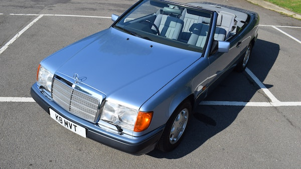 1993 Mercedes-Benz 320CE Convertible For Sale (picture 8 of 88)