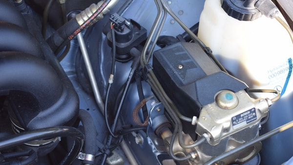 1993 Mercedes-Benz 320CE Convertible For Sale (picture 60 of 88)
