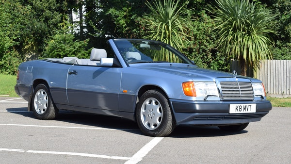 1993 Mercedes-Benz 320CE Convertible For Sale (picture 1 of 88)