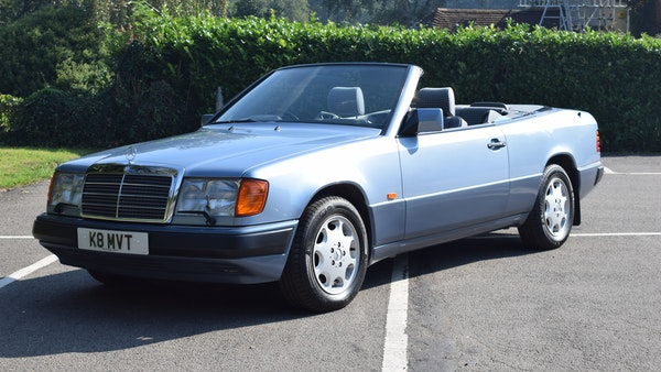 1993 Mercedes-Benz 320CE Convertible For Sale (picture 3 of 88)