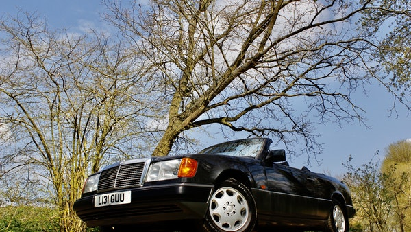 NO RESERVE! 1993 Mercedes-Benz 320CE Convertible For Sale (picture 51 of 156)