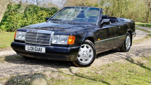 NO RESERVE! 1993 Mercedes-Benz 320CE Convertible For Sale (picture 43 of 156)