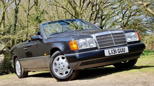 NO RESERVE! 1993 Mercedes-Benz 320CE Convertible For Sale (picture 65 of 156)