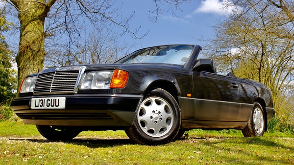 NO RESERVE! 1993 Mercedes-Benz 320CE Convertible For Sale (picture 55 of 156)